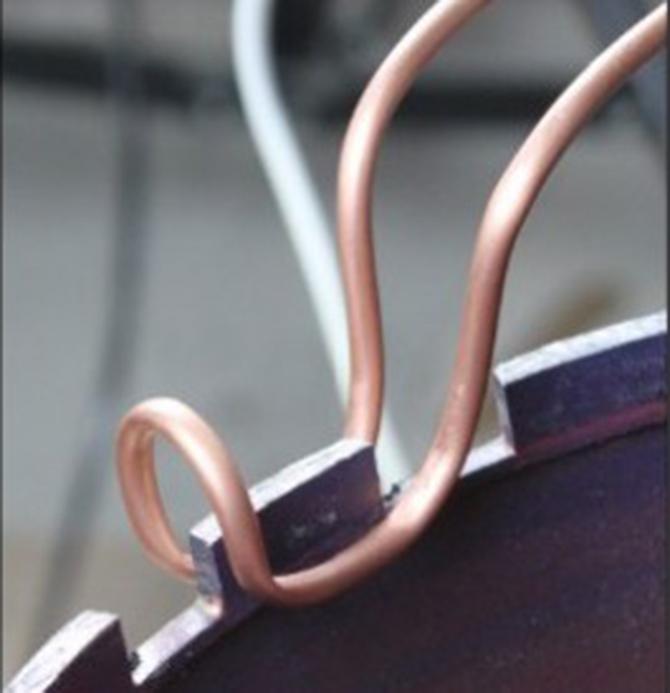 大理石锯片焊接